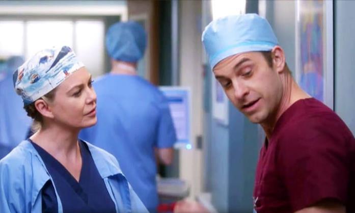 Nick Marsh torna in Grey's Anatomy 18