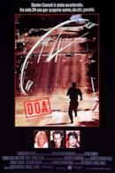 Poster D.O.A. - Cadavere in arrivo