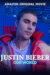 Poster Justin Bieber: Our World
