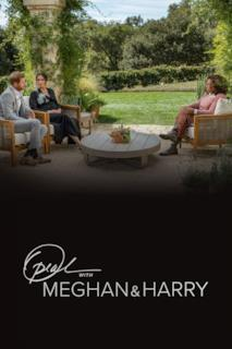 Poster Oprah with Meghan and Harry: A CBS Primetime Special