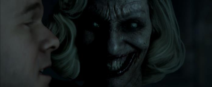 Man of Medan horror