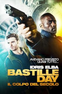 Poster Bastille Day - Il colpo del secolo