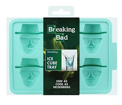 Stampo per cubetti di Ghiaccio, Motivo: Breaking Bad
