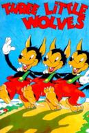 Poster Three Little Wolves