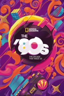 Poster Gli Anni 80