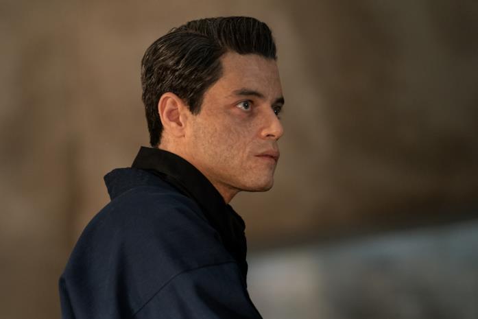 Rami Malek nei panni del perfido Safin