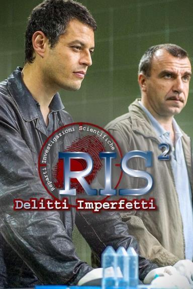 Poster R.I.S. - Delitti Imperfetti
