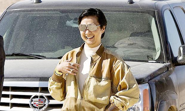 Ken Jeong/ Mr. Leslie Chow