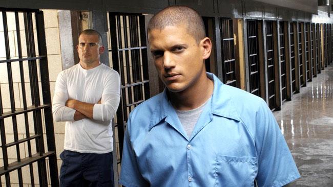 Prison Break, Michael Scofield e Lincoln Burrows