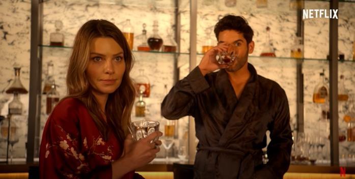 Lucifer e Chloe nel trailer della sesta stagione