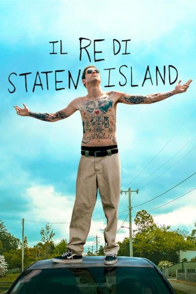 Poster Il re di Staten Island