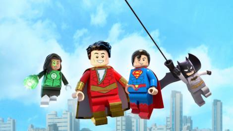 LEGO DC Shazam! - Shazam contro Black Adam