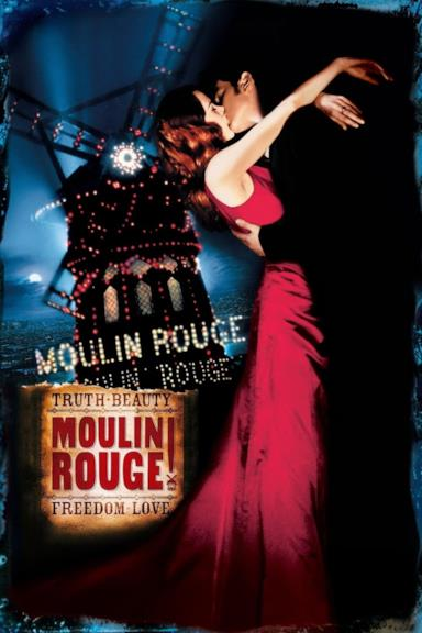 Poster Moulin Rouge!