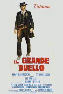 Poster Il grande duello