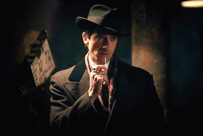 Adrien Brody interpreta Luca Changretta