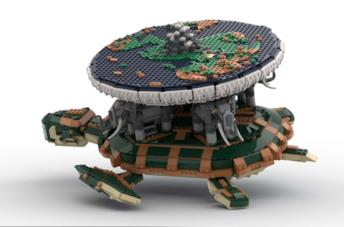 Discworld: la versione LEGO del mondo di Terry Pratchett