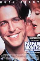 Poster Nine Months - Imprevisti d'amore