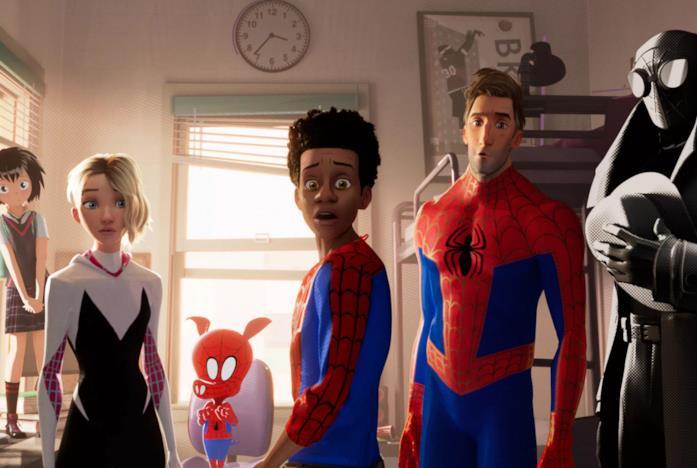Gli Spider-Man dello SpiderVerse