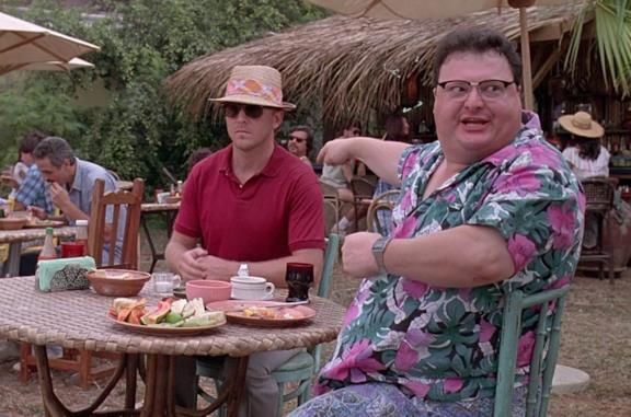 Dodgson in Jurassic Park del 1993