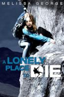 Poster A Lonely Place to Die