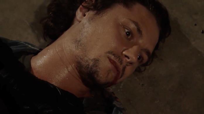 La morte di Whip nella stagione 5