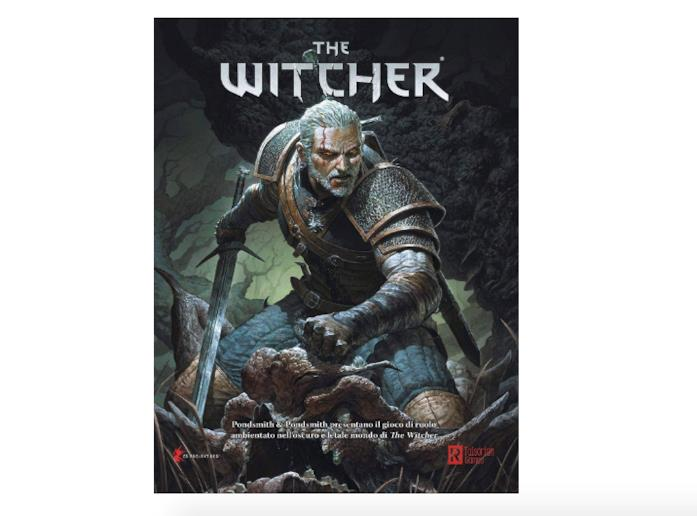 Il manuale base di The Witcher