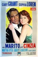 Poster Un marito per Cinzia