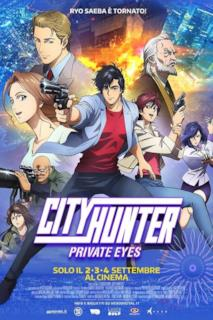 Poster City Hunter: Private Eyes