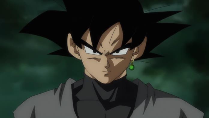 Black Goku in Dragon Ball Super