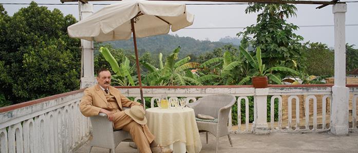 Josef Hader interpreta Stefan Zweig
