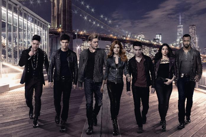 Shadowhunters come Riverdale