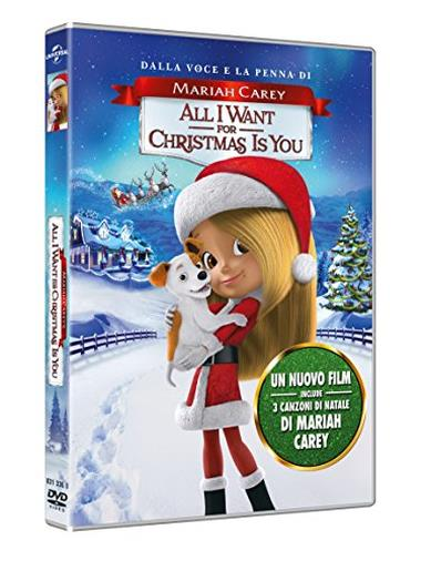 Cofanetto DVD di All I Want For Christmas Is You