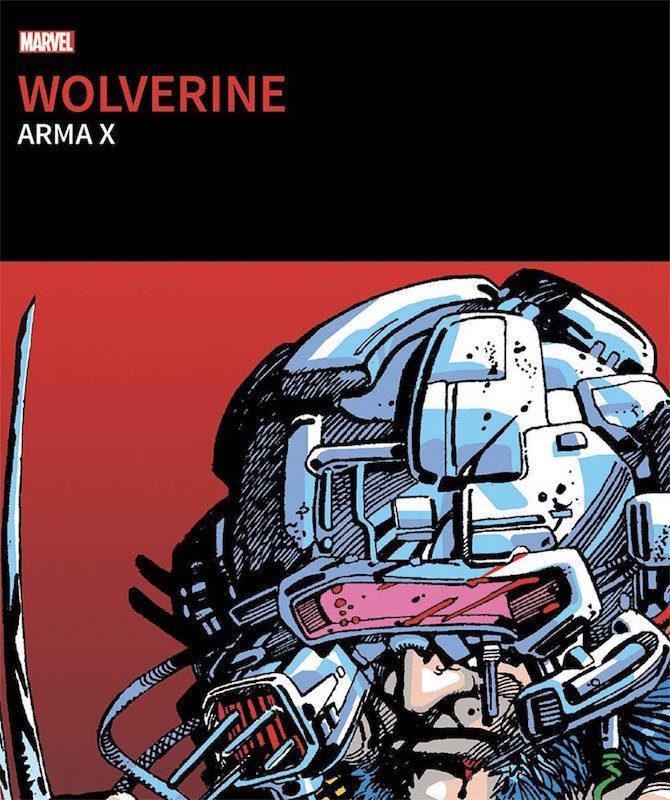 Primo piano di Wolverine
