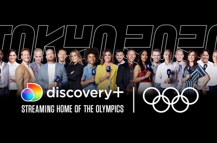 Il team di Discovery+