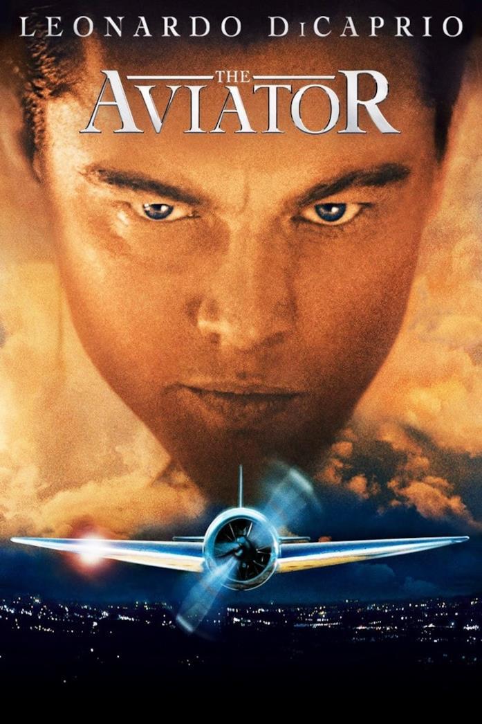 Il poster di The Aviator