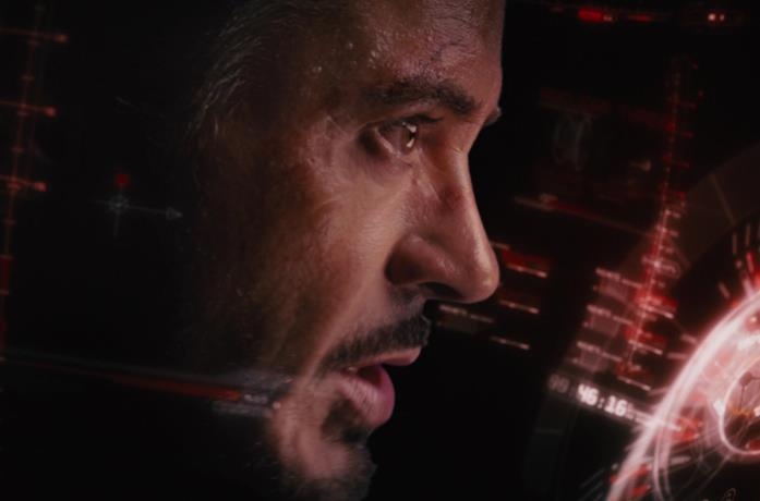 Un'immagine di Tony Stark