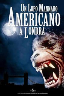 Poster Un lupo mannaro americano a Londra