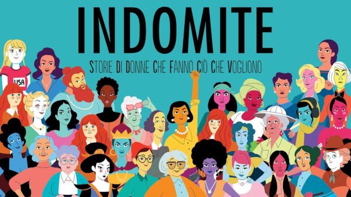 La prima immagine ufficiale di Indomite
