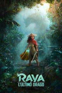 Poster Raya e l'ultimo drago