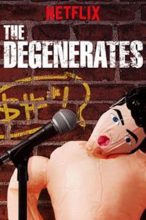 Poster The Degenerates