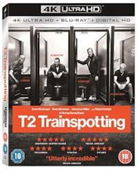 Trainspotting 2 (2 Disc Bd & Uhd) [Edizione: Regno Unito] [Edizione: Regno Unito]