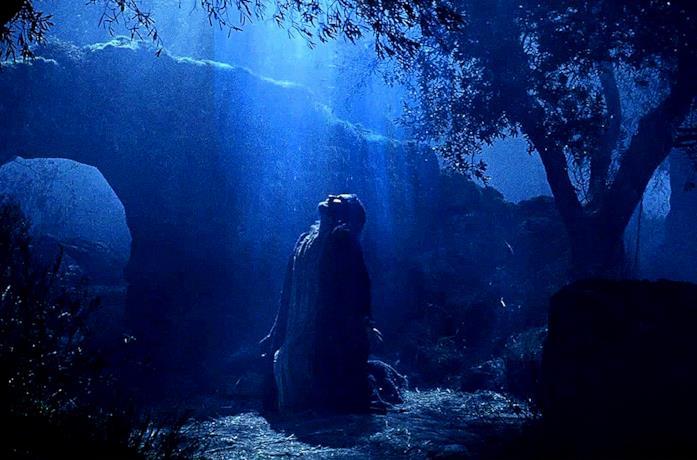 Jim Caviezel in una scena del film