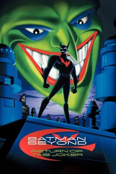 Poster Batman of the Future: Il ritorno del Joker