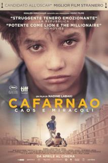 Poster Cafarnao - Caos e miracoli