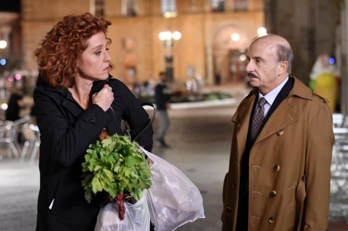 Carlo Buccirosso interpreta Vitali, capo di Imma