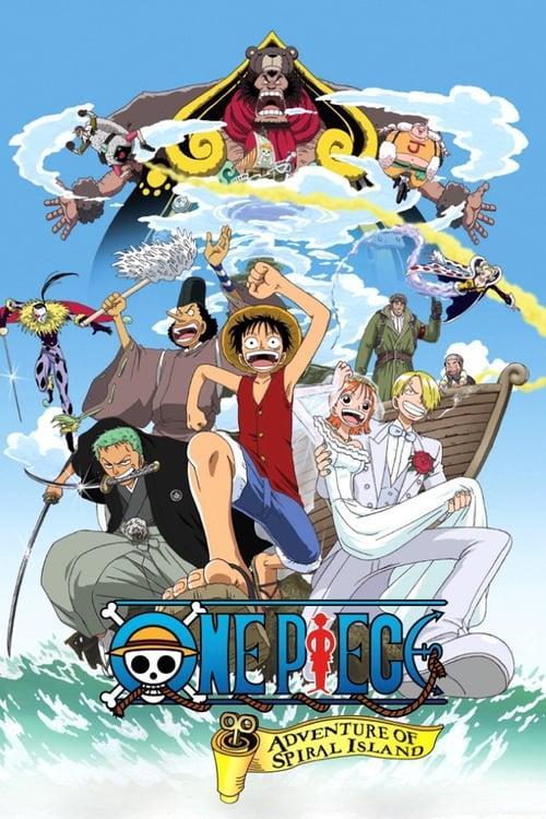 One Piece secondo film animato