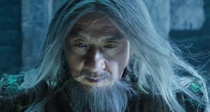 Jackie Chan in The Iron Mask