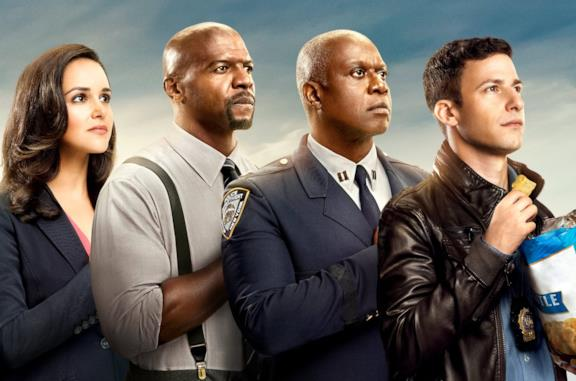 Il cast di Brooklyn Nine-Nine