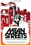 Poster Mean Streets - Domenica in chiesa, lunedì all'inferno