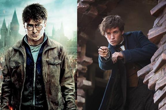 Harry Potter e Animali Fantastici